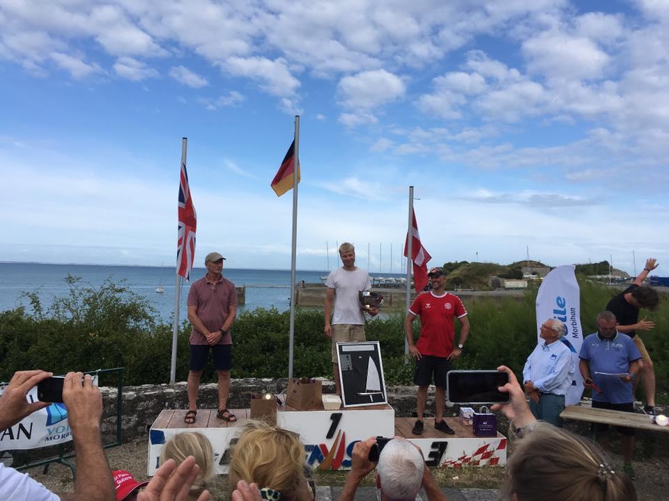 podio mondiale contender 2019 a quiberon